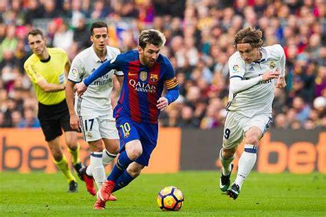 Real Madrid vs Barcelona: El Clasico Combined XI