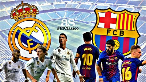 Real Madrid vs Barcelona: El Clásico live stream score ...