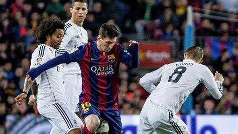 Real Madrid vs Barcelona en vivo hoy   Canales de tv y ...