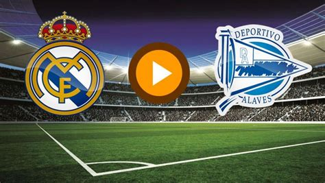 Real Madrid vs Deportivo Alavés [DIRECTV Sports EN VIVO ...