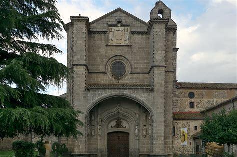 Real Monasterio de Santo Tomás   Ávila: Información ...
