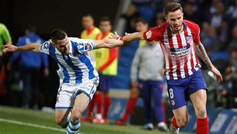 Real Sociedad   Atlético Madrid: la Liga Santander de ...