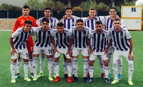 Real Valladolid C.F.  B  :: Plantilla Temporada 2019/2020