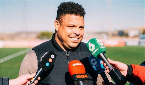 Real Valladolid: Deberes de Ronaldo Nazário en Pucela para ...