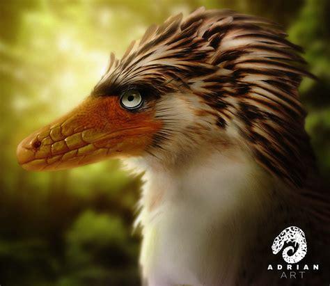 Real Velociraptor, fotomontaje + video proceso por ...