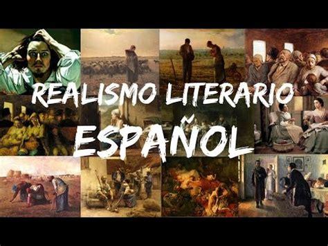 Realismo Literario Español   YouTube