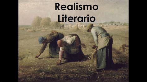 Realismo Literario.   YouTube