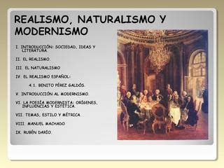 REALISMO Y NATURALISMO by andres moreno   Issuu