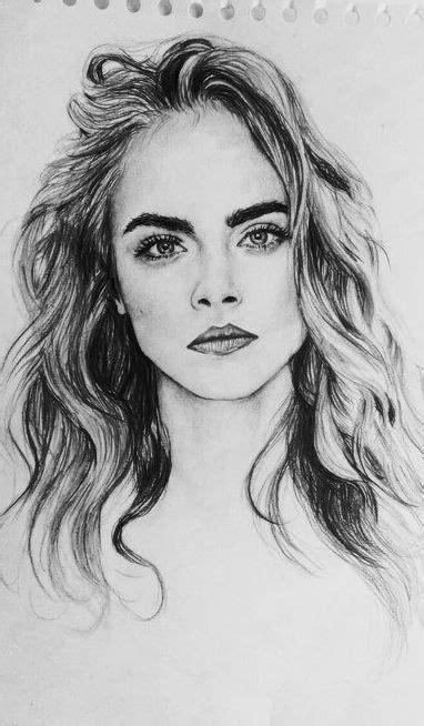 Realistic pencil portrait mastery Discover the secrets of ...