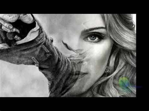 Realistic Pencil Portraits.And Learn to Draw People step ...