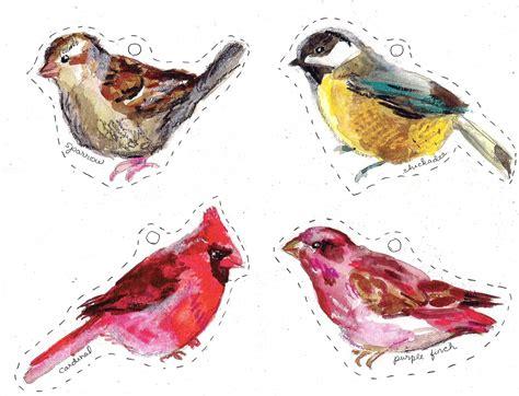 rebecca s misc.: Winter Birds