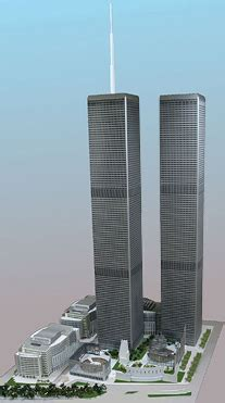 Rebuild the Towers [Twin Towers of New York]