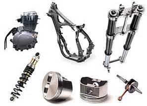 Recambios motos y quads originales