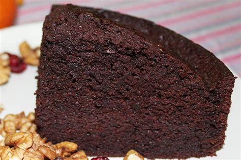 Receta de bizcocho de chocolate suave y esponjoso
