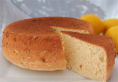 Receta de bizcocho de limón thermomix   Unareceta.com