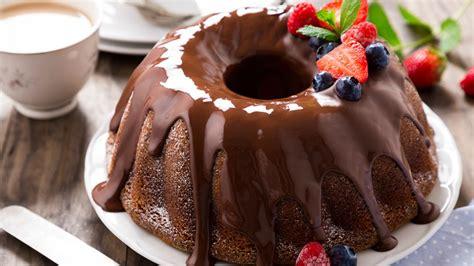 Receta de Bizcocho de yogur con chocolate, un postre delicioso
