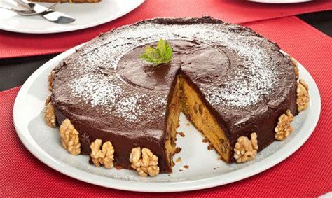 Receta de Bizcocho de zanahoria con chocolate o Chocolate ...