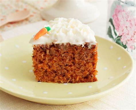 Receta de bizcocho de zanahoria | Pastel de zanahoria ...