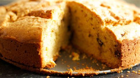 Receta de bizcocho sano, integral y sin azúcar añadido