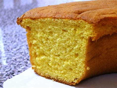 Receta de bizcocho sin azúcar para diabéticos | Dulces ...