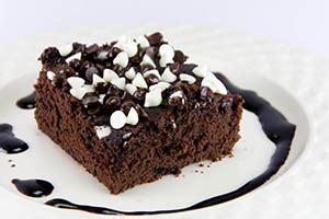 Receta de Brownie con Chocolate Blanco| Explicadas paso a paso