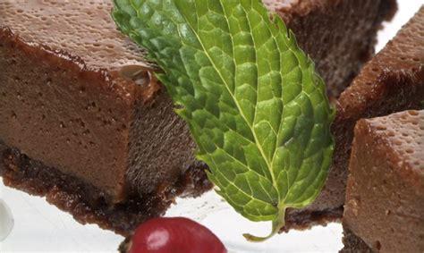 Receta de Cheesecake de chocolate   Eva Arguiñano