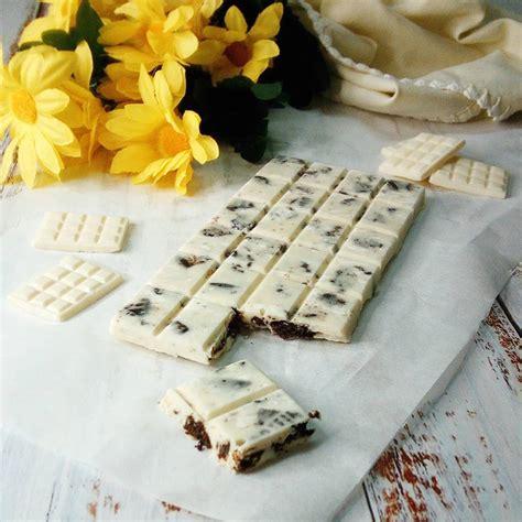 Receta de Chocolate Blanco con Oreo | DietBox | Recetas ...