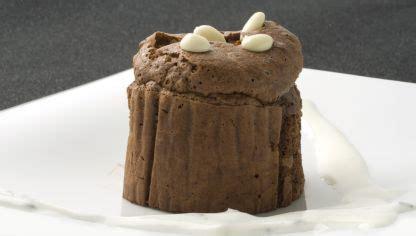 Receta de Coulant de chocolate   Eva Arguiñano