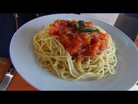 Receta de espagueti napolitana   YouTube