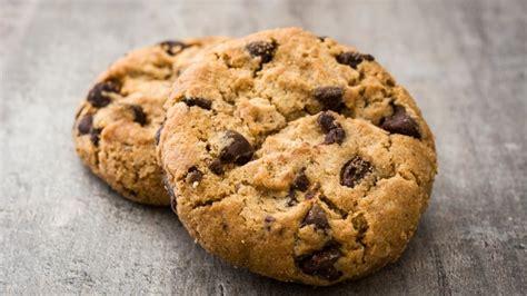 Receta de galletas de chía y chocolate