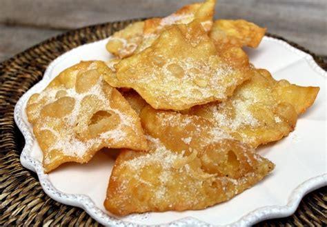 Receta de Hojuelas tradicionales de la Abuela