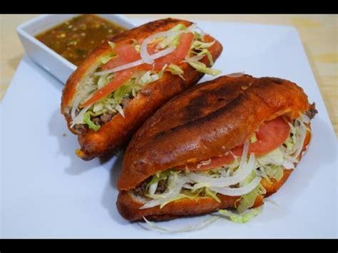 Receta de Pambazos, Comida Mexicana, rica y facil.   YouTube