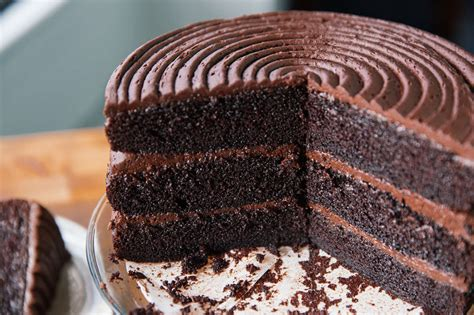 receta de pastel de chocolate con coca cola   CocinaDelirante