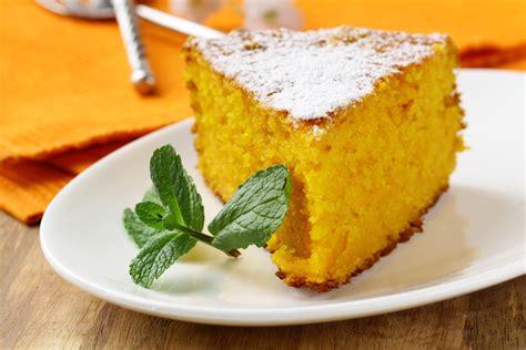 Receta de pastel de zanahoria sin huevo   Unareceta.com