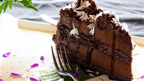Receta de tarta de chocolate cremosa sin azúcar ni horno