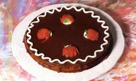 Receta de Tarta de chocolate   Eva Arguiñano