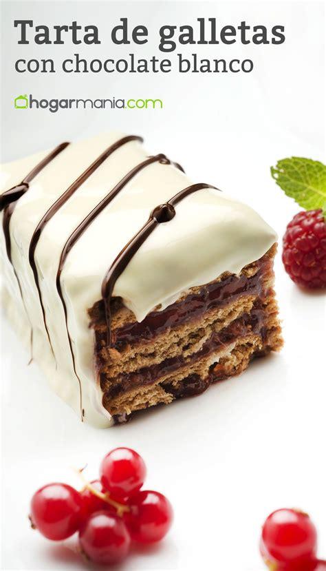 Receta de Tarta de galletas   Eva Arguiñano   Cocina Abierta