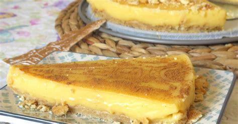 Receta de Tarta de galletas napolitanas y flan  SIN HORNO ...