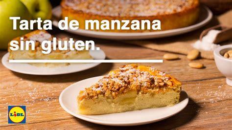 Receta de Tarta de Manzana Sin Gluten desde 0,75€ por ...