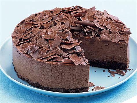 Receta de tarta sin horno de chocolate | Chocolate Negro