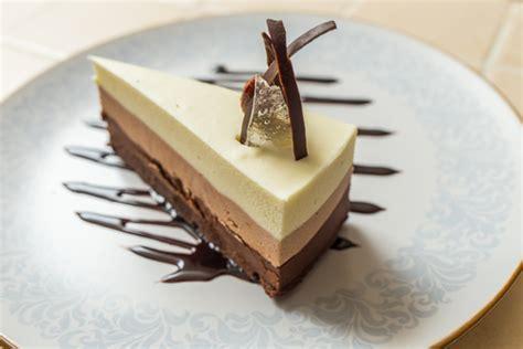 Receta de tarta tres chocolates sin azúcar   Unareceta.com