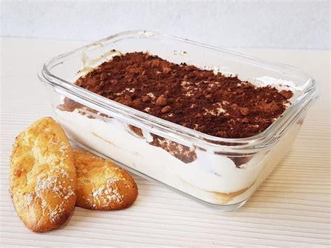 Receta de tiramisú casero sin azúcar   Dulces Diabéticos