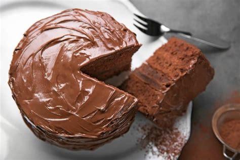 Receta de torta de chocolate casera esponjosa
