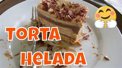 Receta de Torta Helada con Galletas María   The Frugal ...