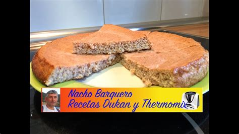 Receta Dukan Thermomix de Bizcocho de Fresa de Salvado de ...