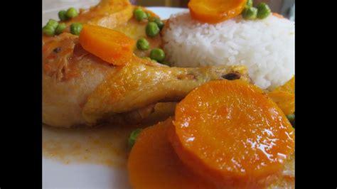 RECETA: Estofado de pollo sano, rico, fácil  comida ...