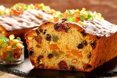 receta facil de fruit cake sin horno buenisimo