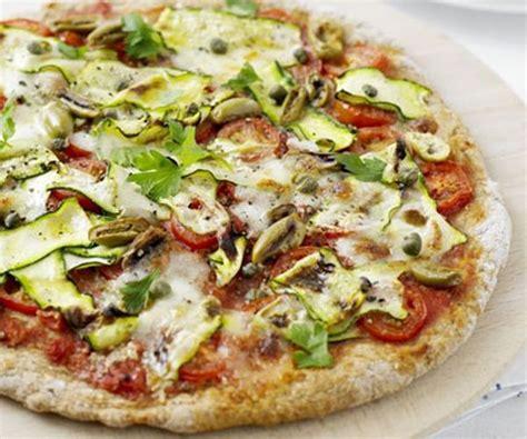 Receta: masa de pizza elaborada con harina de espelta ...