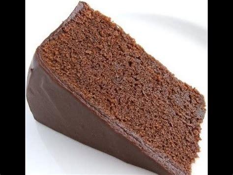 Receta pastel de chocolate con platano **DELICIOSO ...