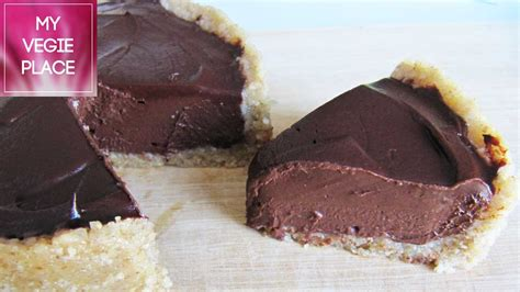 Receta Pastel de Chocolate Raw Vegano   YouTube